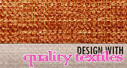 Design With - Quality Textiles