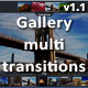 Advanced XML Gallery with multi transitions - ActiveDen Item for Sale