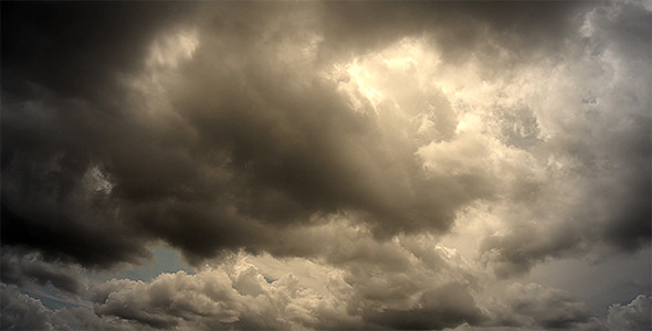 VideoHive Horrible Sky Before A Storm 2686279
