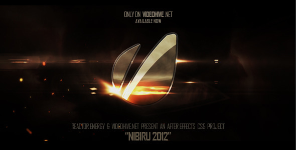 After Effects Project - VideoHive Nibiru 2012 2686818