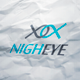 Nigh Eye Logo - GraphicRiver Item for Sale