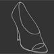 Vector Shoe Animation - ActiveDen Item for Sale