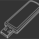 Vector USB Pen Animation - ActiveDen Item for Sale
