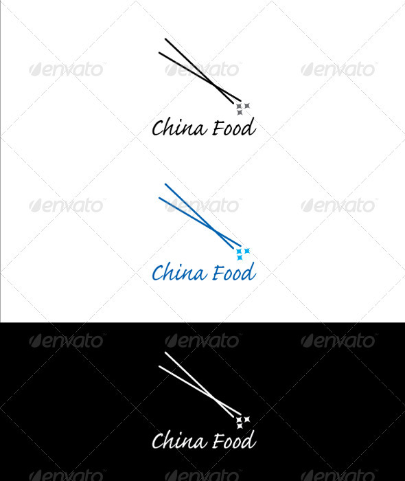 GraphicRiver China Food Logo 2677246