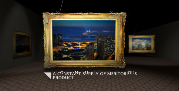 After Effects Project - VideoHive Gallery Image Display 2670294