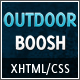 OutdoorBoosh – Premium Professional HTML Theme