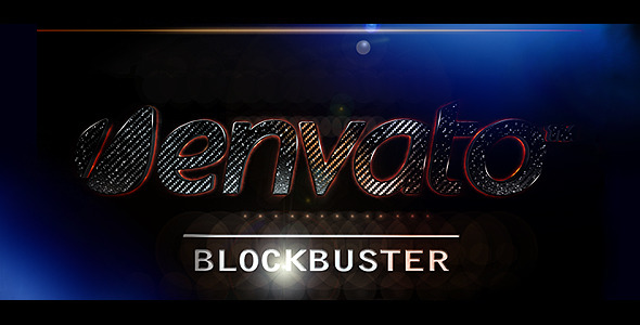 After Effects Project - VideoHive Logo Blockbuster Opening Title 2687830