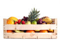 Fruit in wooden box - PhotoDune Item for Sale