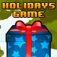 Christmas Present Stacker iOS Game - Cocos2D