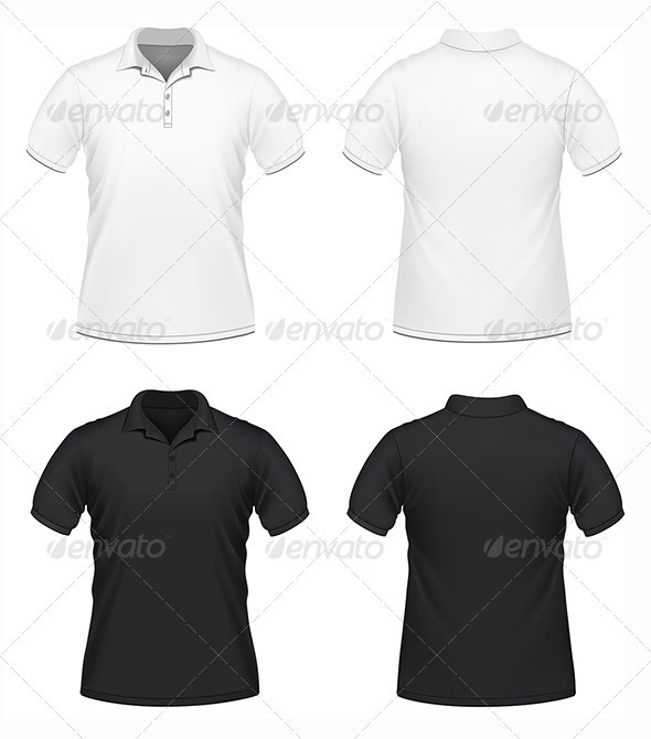 GraphicRiver Men s polo shirts 2692126