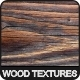Set of 10 Grunge Wood Backgrounds