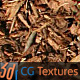 Ground Cover Hi-Res Texture 02 'Wood Bark Mulch' - 3DOcean Item for Sale