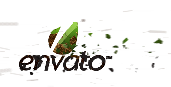 After Effects Project - VideoHive Blow away my Logo 97386