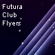 Futura Club Flyers - GraphicRiver Item for Sale