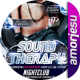 Sound Therapy Flyer Template - GraphicRiver Item for Sale