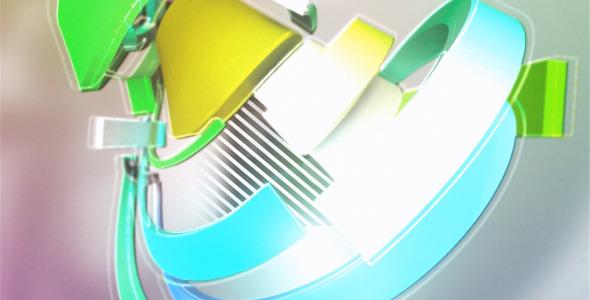 VideoHive Rainbow Logo 2694903