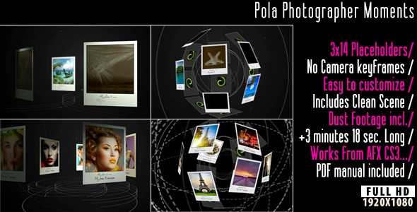 VideoHive Pola Photographer Moments 2696695