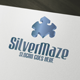 SilverMaze Logo - GraphicRiver Item for Sale