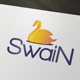 SwaiN Logo - GraphicRiver Item for Sale