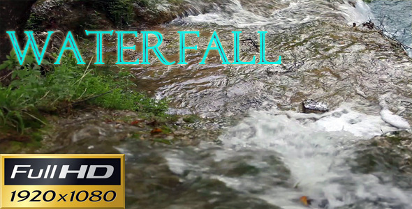 VideoHive Waterfall 2700348