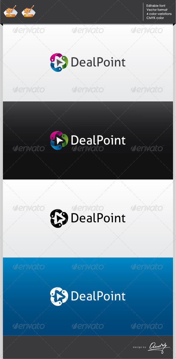 GraphicRiver Deal Point 2700820