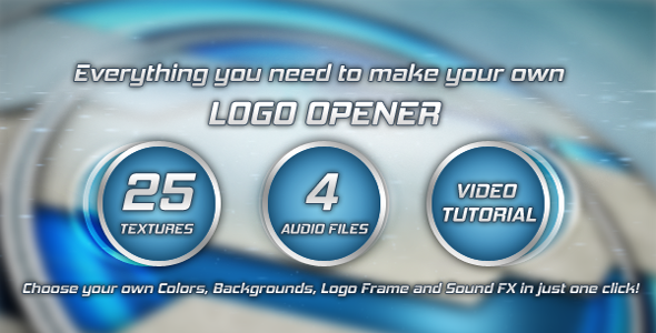 After Effects Project - VideoHive Logo Opener-Be Creative 2604431
