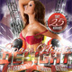 Space Night Delight Flyer - GraphicRiver Item for Sale