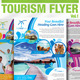 Tourism Flyer Vol.1 - GraphicRiver Item for Sale
