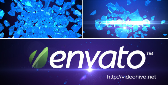 After Effects Project - VideoHive Glass Shatter 2703289