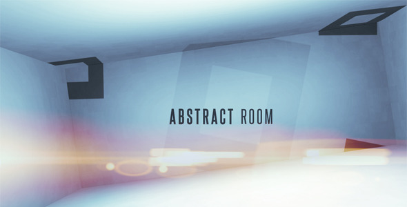 After Effects Project - VideoHive Abstract Room 2694684