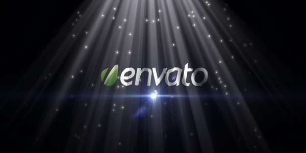 After Effects Project - VideoHive Logo rays 97857