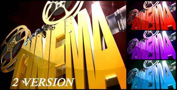 After Effects Project - VideoHive Cinema 1 2680272