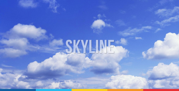 After Effects Project - VideoHive Skyline Fast & Simple Presentation 270400 ...