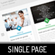 Castore - Multipurpose Single Page HTML Theme - ThemeForest Item for Sale