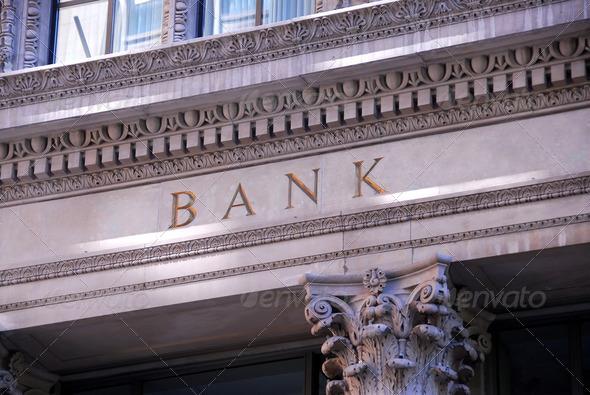 PhotoDune Bank Building 186968