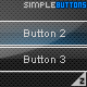 Simple Buttons - ActiveDen Item for Sale