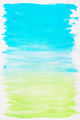 Green and blue water color background - PhotoDune Item for Sale