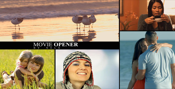 After Effects Project - VideoHive Movie Opener 2706614