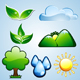 Nature/Environment Icon - GraphicRiver Item for Sale