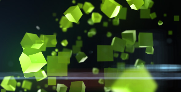 After Effects Project - VideoHive Logo Cubify 2698095