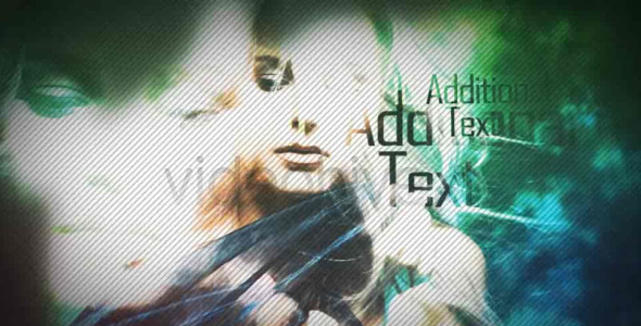 After Effects Project - VideoHive Noised Slide Show 2708261