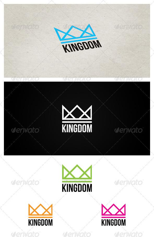 KINGDOM - Crests Logo Templates