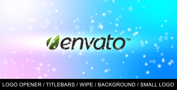 VideoHive Blinds And Particle Logo Lower Thirds Wipe 2708419