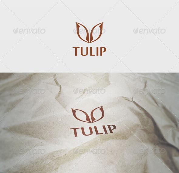 GraphicRiver Tulip Logo 2708968