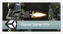 Unity3d-game-starter-kits