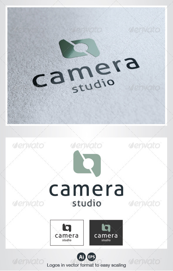 GraphicRiver Camera Logo 2710377