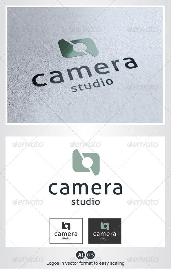 GraphicRiver Camera Logo 2710377