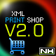 XML Print Shop V2.0 - ActiveDen Item for Sale