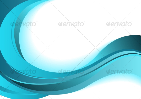 Wave background - Backgrounds Decorative