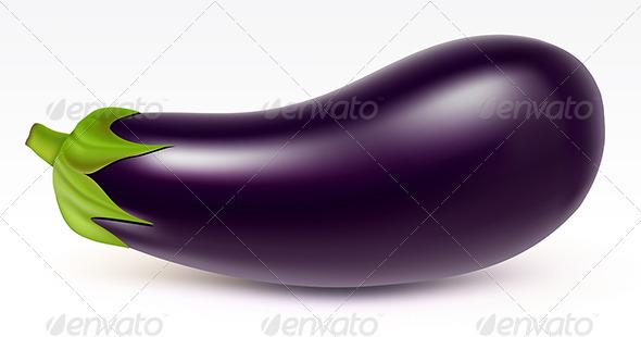 Big aubergine